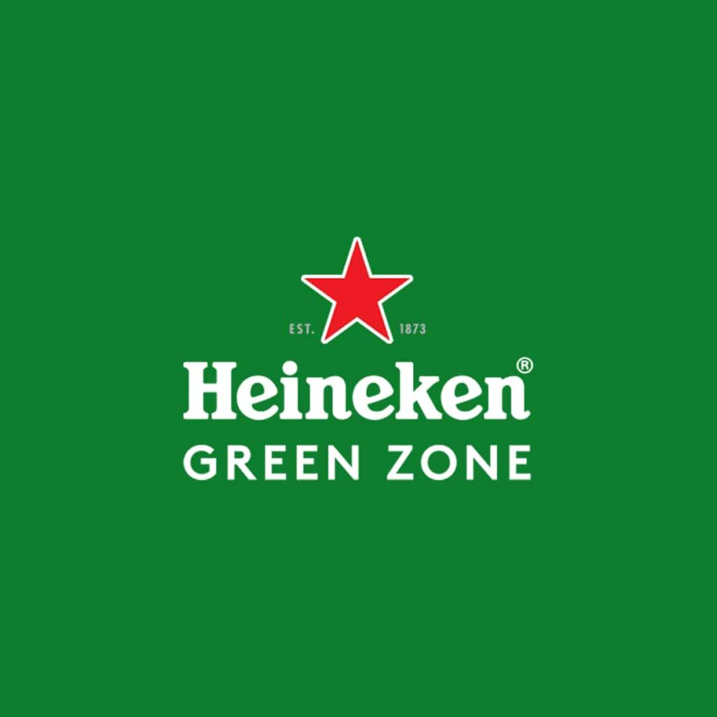 Heineken Green Zone